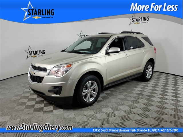 Chevy Equinox Lt >> Certified Pre Owned 2015 Chevrolet Equinox Lt Fwd 4d Sport Utility